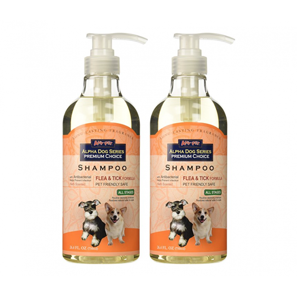 Flea & Tick Shampoo (Pack of 2)