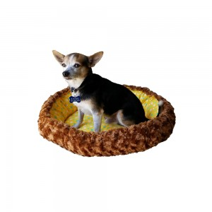 "Alpha Dog Series ""Reversible Bowl Cushions"""
