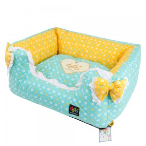 Style: Star Ribbon Beds - Green
