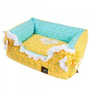 Style: Star Ribbon Beds - Yellow