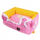 Star Ribbon Beds - Pink