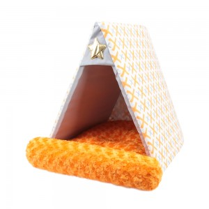 Style: Tent Bed - Orange