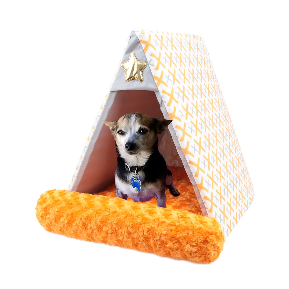 "Alpha Dog Series ""Tent Beds"""