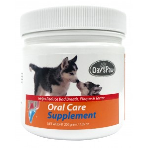 Oral Care Supplements for Dogs & Cats