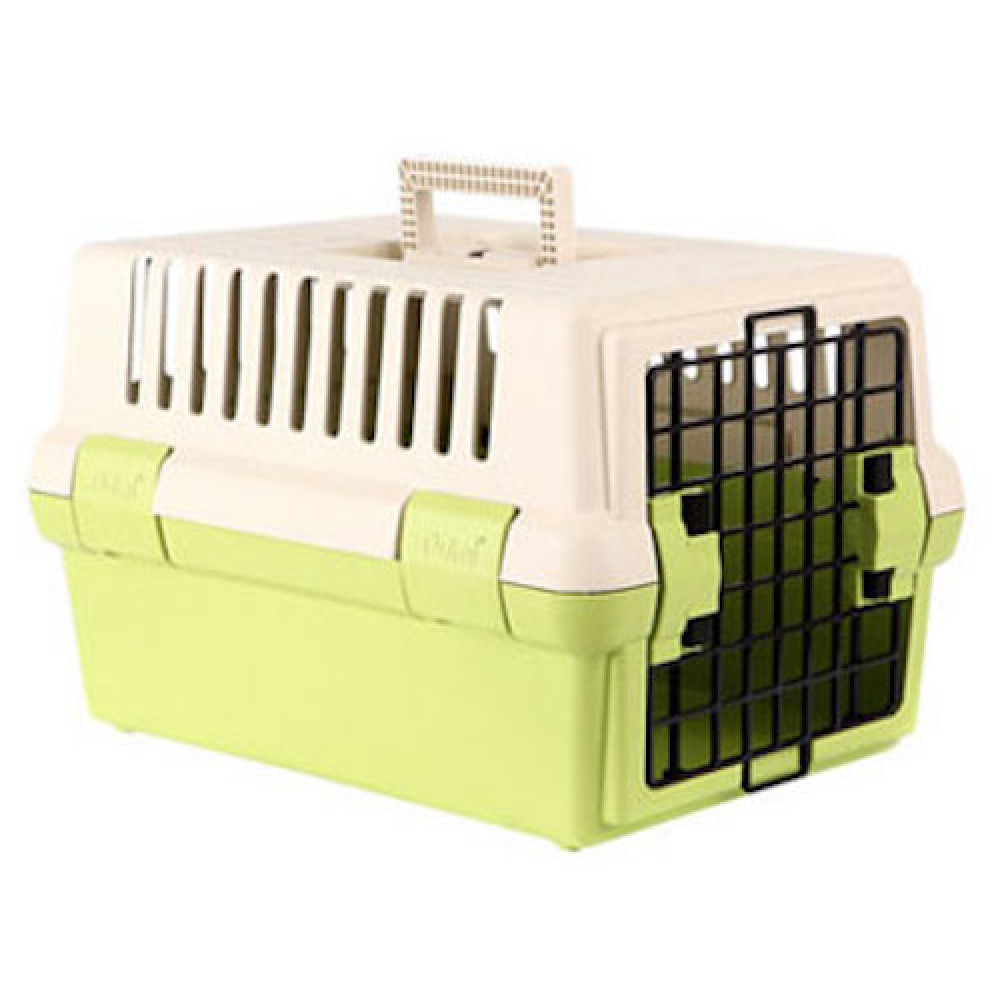 Alpha Dog Series Hard Carrier - Green