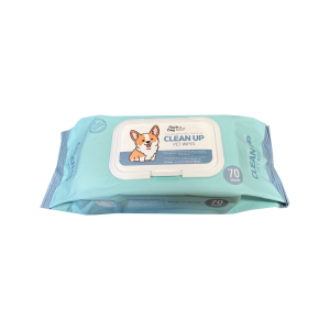 Heavy Duty Thick Pet Grooming Wipes - (70ct.) Pack of 3