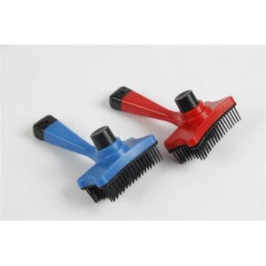 Self-Cleaning Slicker Brush for Dogs & Cats