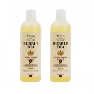 BUBBLE DIA - Shampoo & Conditioner - Pack of 2