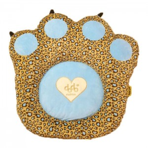 Alpha Dog Series Paw Shaped Bed for Dogs and Cats