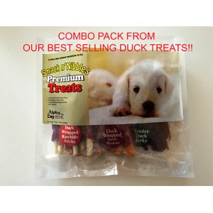 Duck Combo Mix (4oz) - 16oz (Pack of 2)