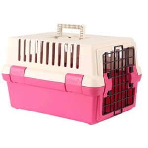 Alpha Dog Series Hard Carrier - Pink
