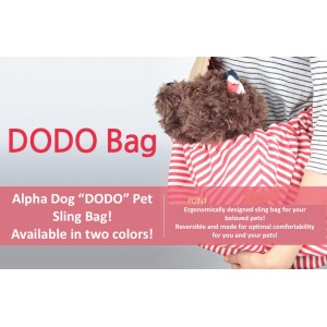 Alpha Dog Series Pet Sling Bag