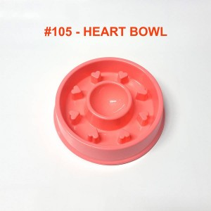Alpha Dog Series Slow Feeder Bowls