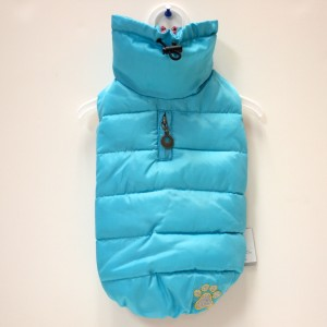 Alpha Dog Series Parka Vest_BLUE