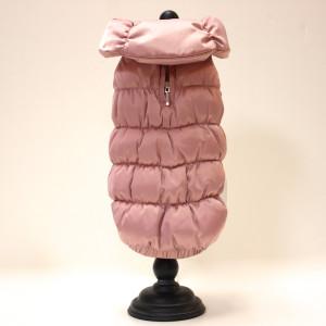 Puffy Parka Vest_Pink