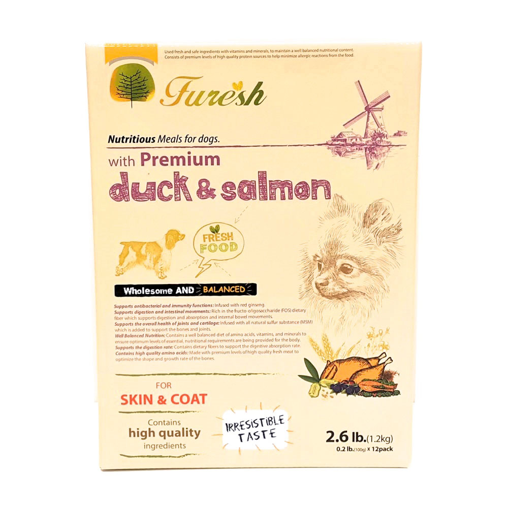 Furesh (SKIN & COAT)