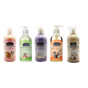 Alpha dog Shampoo Series_26.4oz
