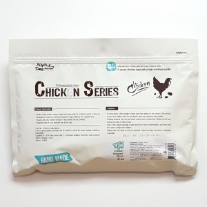 Alpha Dog Series Duck & Chicken Treats - 8oz - (Pack of 2)