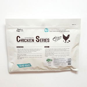 "Alpha Dog Series ""Chicken Series"" Treats - 8oz - (Pack of 2)"