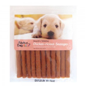 Chicken-Ricious Sausages 4oz